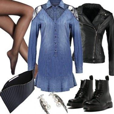 Outfit Signorina punk