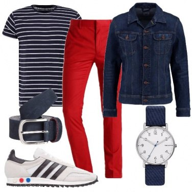 Outfit Ragazzo francese