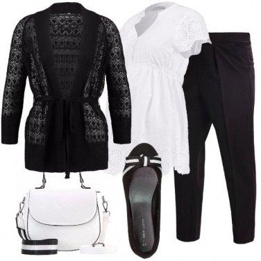 Outfit Pancione bon ton