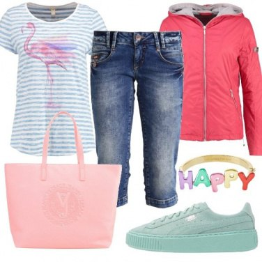 Outfit Giornata in relax