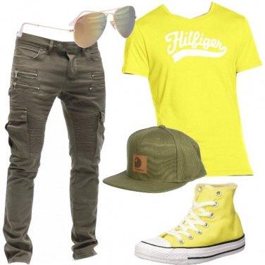 Outfit Una gita al lago