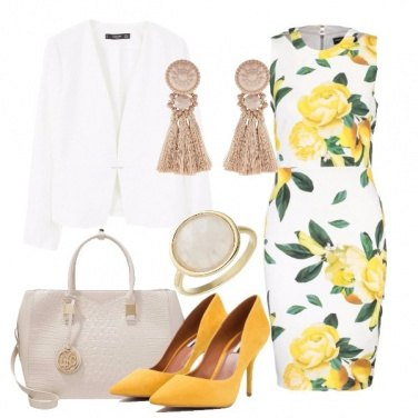 Outfit Profumo di limoni