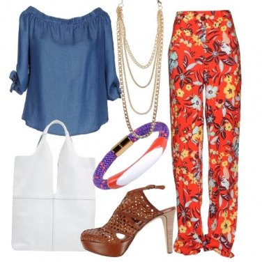 Outfit Vitamina floreale