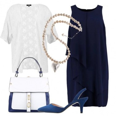 Outfit La giacca in pizzo