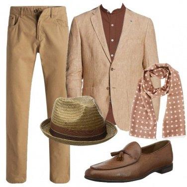 Outfit Il sarto di Panama
