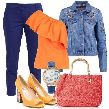 Outfit Non solo blu