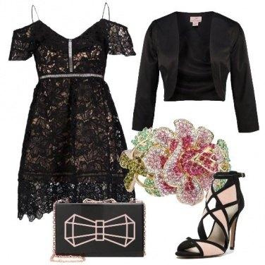 Outfit Splendente e sexy