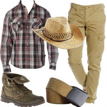 Outfit Stile Cowboy