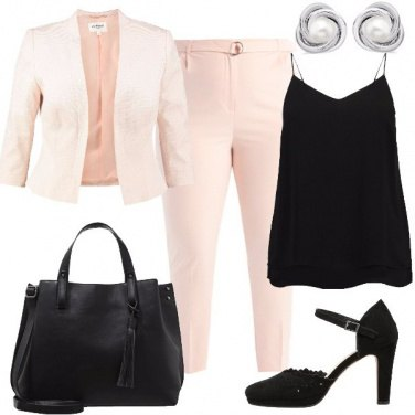 Outfit Tailleur pantalone