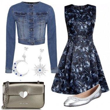 Outfit Luna tra le stelle