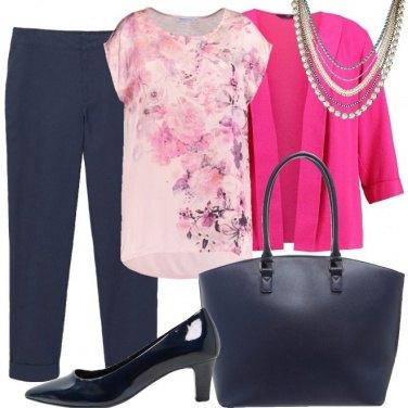 Outfit Un classico a colori