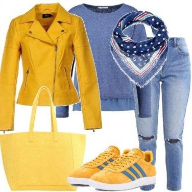Outfit Cambiamo colore