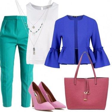 Outfit Una riunione in ufficio