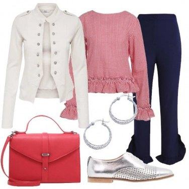 Outfit Deliziosamente in tono