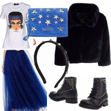 Outfit Volevo fare la principessa