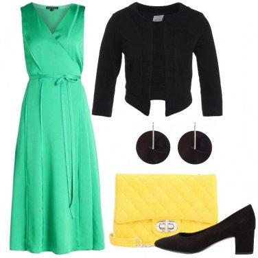 Outfit Amo i colori