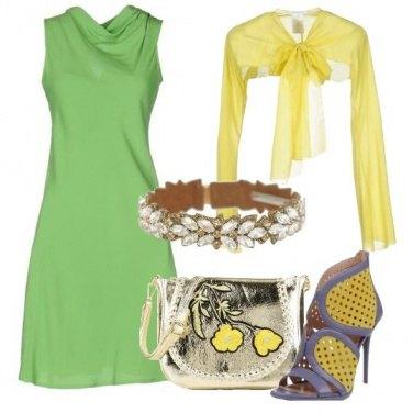 Outfit Una festa colorata