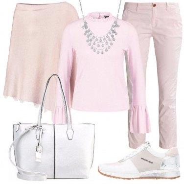 Outfit Eleganza e comodità