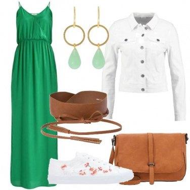 Outfit Verde prato