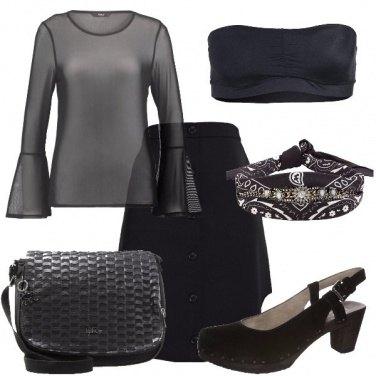 Outfit Grinta femminile