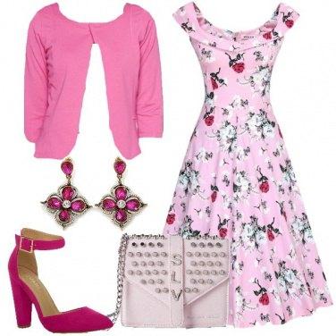 Outfit Femminilità vintage