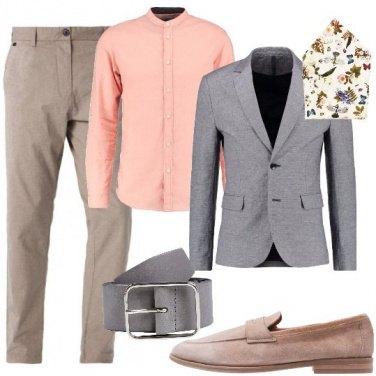 Outfit Il dettaglio fiorito