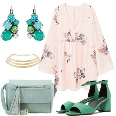Outfit Fiori giapponesi