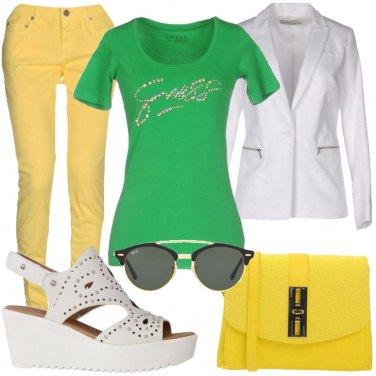 Outfit Giornata soleggiata
