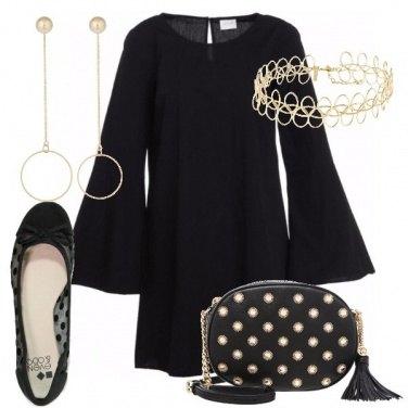 Outfit In nero sempre