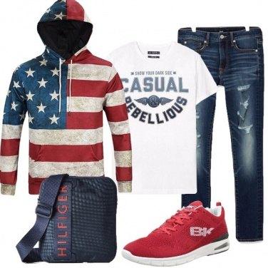 Outfit Come nella Grande Mela