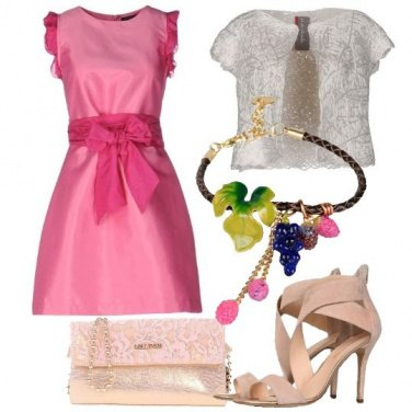 Outfit Profumo di fragola