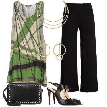 Outfit Elegante e comoda