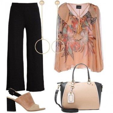 Outfit Chic in ufficio