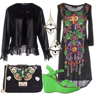 Outfit Zeppa da sera