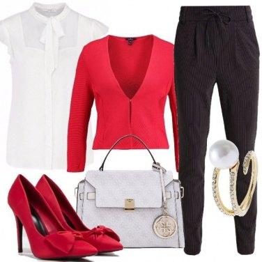 Outfit Fascino discreto