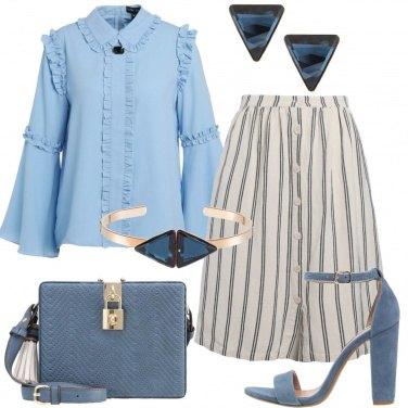 Outfit Fata turchina