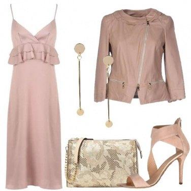 Outfit Rosa sinonimo di femminilità