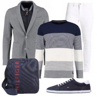 Outfit La giacca per la mezza stagione