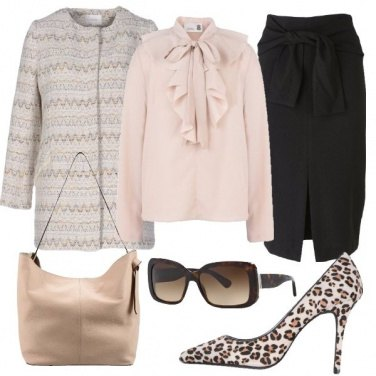 Outfit La femminilità che mi piace