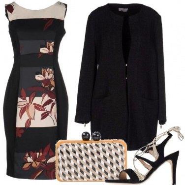 Outfit Il vestito tromploeil