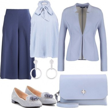 Outfit Un tailleur alla moda