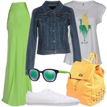 Outfit Colori e vivacità