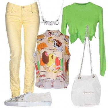 Outfit Voglia di gelato