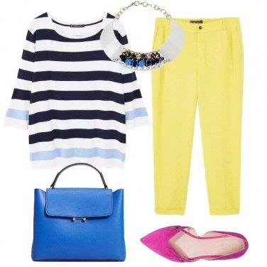 Outfit Morbida a colori