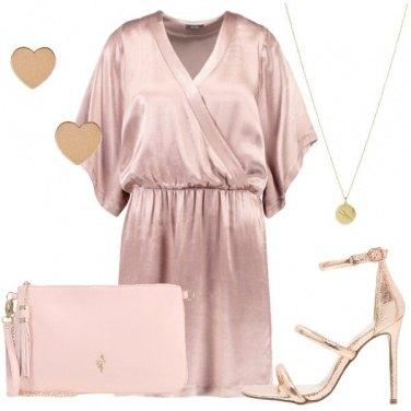 Outfit Come una vestaglia