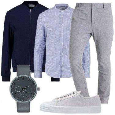 Outfit Puntualità
