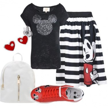 Outfit Teen Ager scatenate