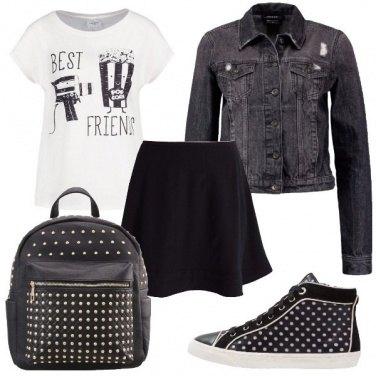 Outfit Con le amiche