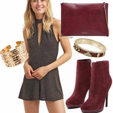 Outfit La rimpatriata di classe