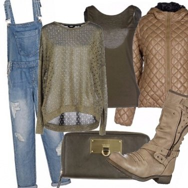 Outfit Country autumn